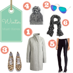 Winter Statement Pieces to Keep You on Point!
