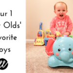 February Favorites - Top Toy Picks for 12 Month Olds