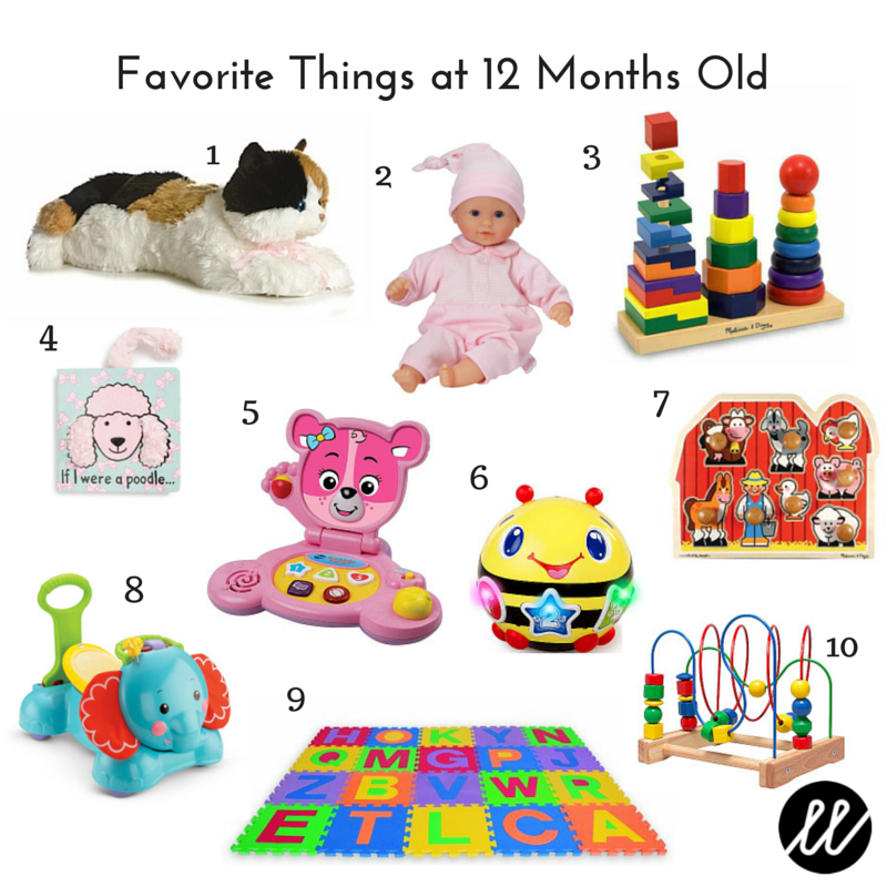 12 Month Olds Toys For Bouncing : Best toys for one year olds