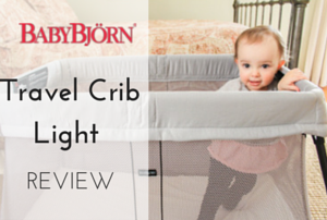 Baby Bjorn Travel Crib Light Review - The Hype Is Real!