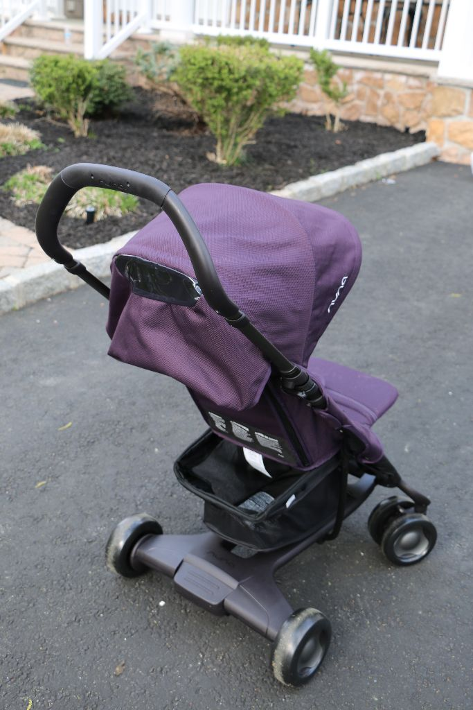 Nuna Pepp Stroller Review Little List