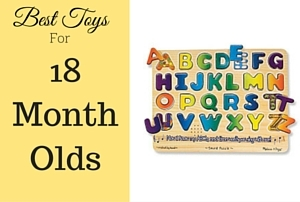 Best Toys for 18-Month-Olds Tots