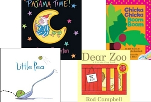 15+ Children's Books to Start a Nursery Library