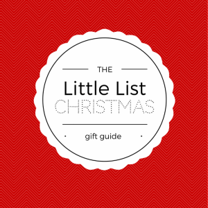 The Little List Christmas Gift Guide
