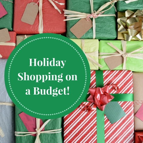 Holiday Shopping on a Budget!