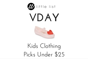 Cutest Valentine's Day Outfits for Kids (Under $25)