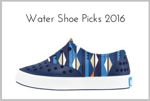 Hottest Water Shoes for Kids 2016
