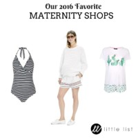 Our Favorite Places to Shop Maternity Clothes