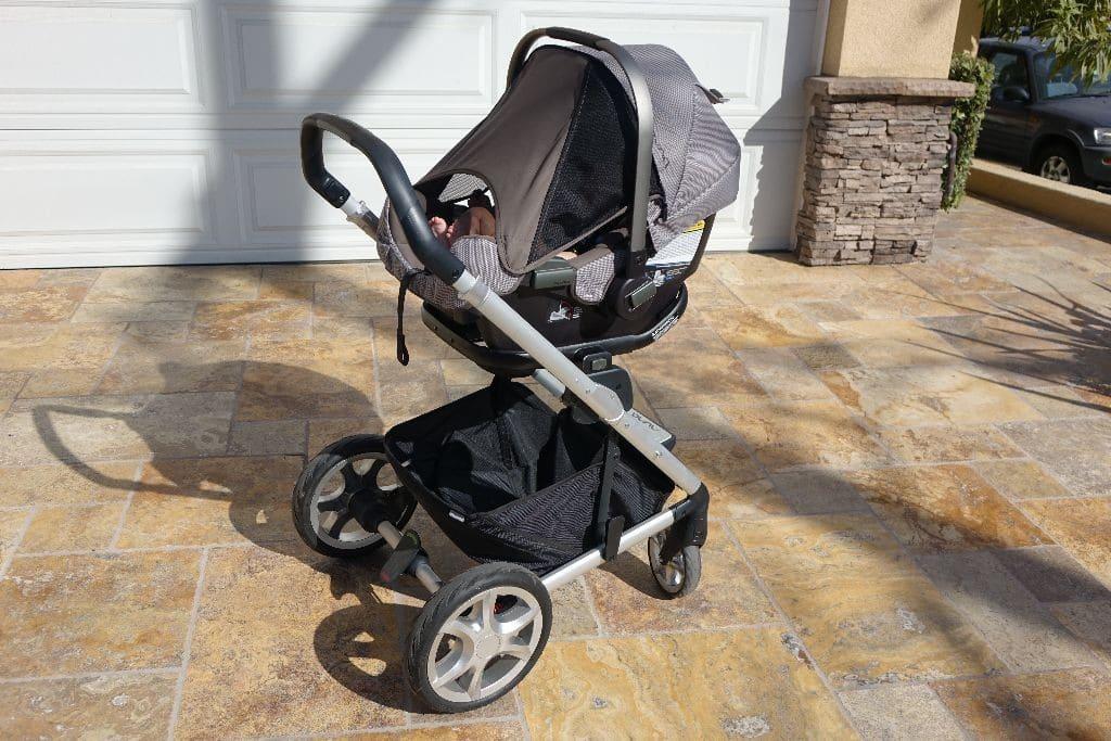 Nuna Brand Highlight Pipa Car Seat Mixx Stroller Sena Playard