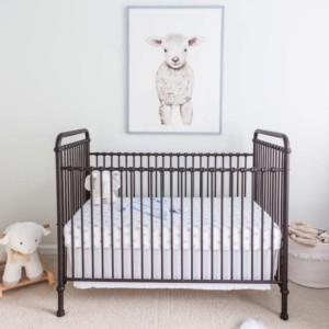Baby Nursery Makeover with YouthfulNest