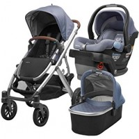 UPPAbaby VISTA Stroller & MESA Car Seat Review