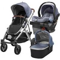 UPPAbaby VISTA Stroller & MESA Car Seat Review