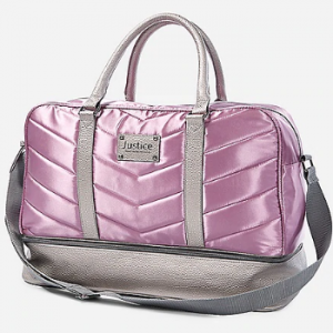 duffle bag, girls duffle bag, girls fashion