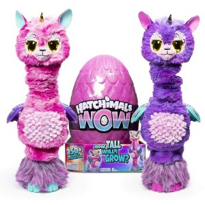 hatchimals, llamacorn