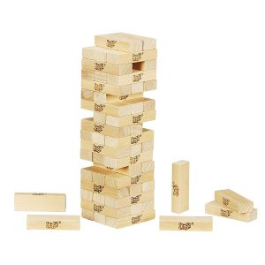 jenga gift, gifts for kids